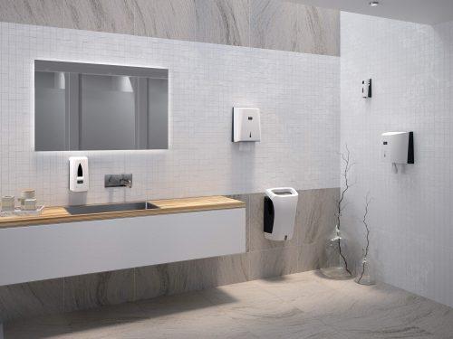 Découvrez notre gamme blanche Yaliss de produits d hygiene pour sanitaires