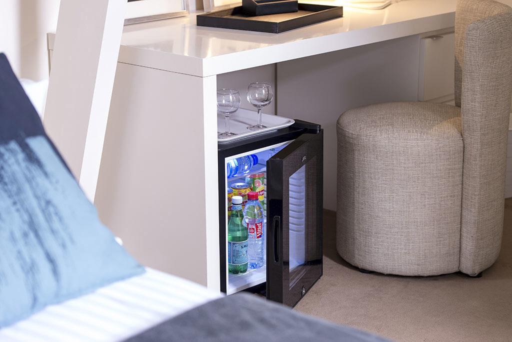 Minibar hotel JVD