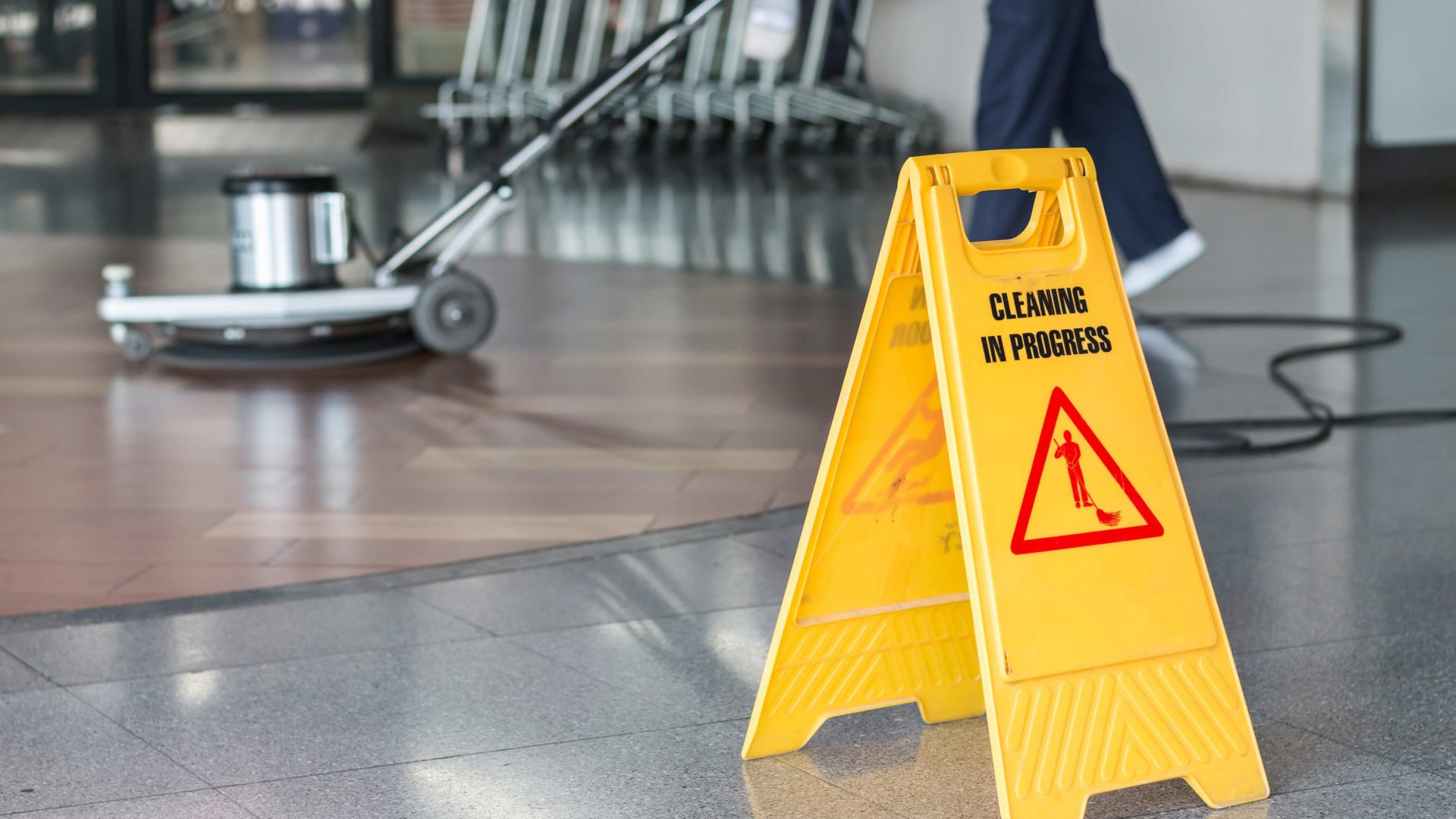 Smart cleaning pour les entreprises de propreté
