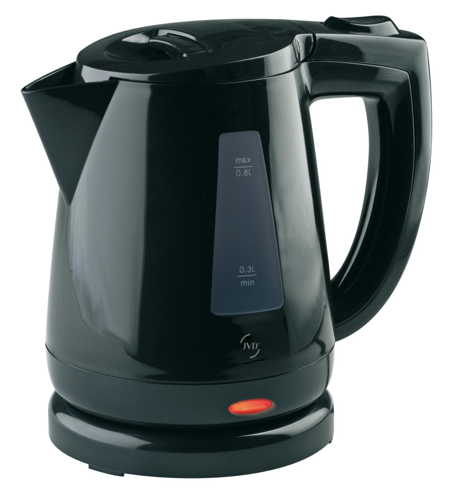 Kettle ZENITH 0.8 L Black