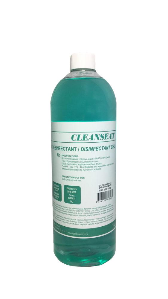 CLEANSEAT II gel recharge 1L