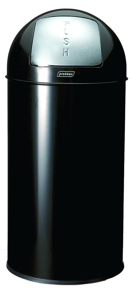 COLLECTEUR PUSH 40L noir
